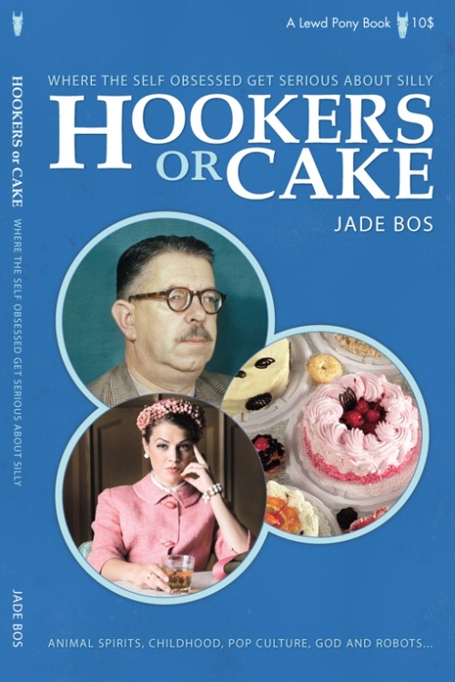 Hookers or Cake book cover