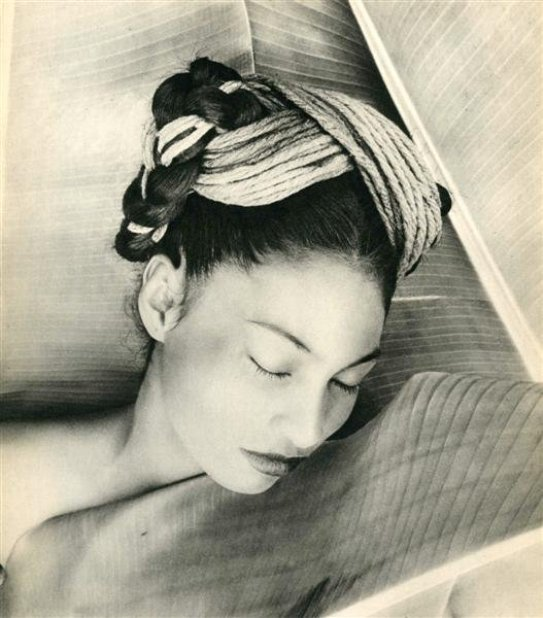 Fritz Henle: Composition #17, Photogravure, 1947.