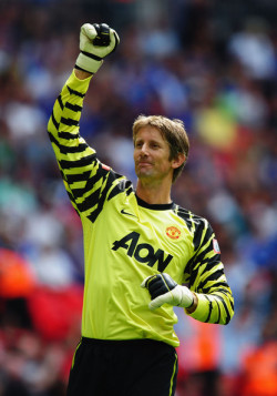 Van Der Sar — my personal Man Of The Match.