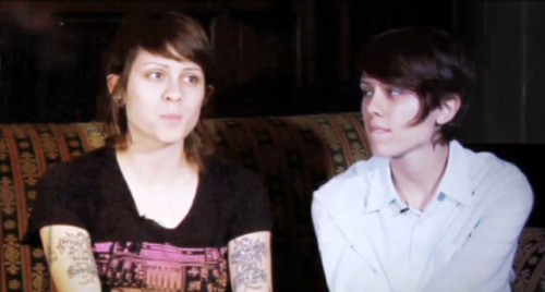 "sarapuffdiddyquin:  teganetsara:  pullmyearsback:  gayer-than-saraquin:  leahchuu:  lefthandedlesbian:  forgethow:  quincestftw:  sdfyhjgyunbgfghffgf:  this-symphony:  fuckyeahteganquin:  teganandsasa:  teganfuckingquin:  kawoline:  therainbowduck:  sainthood:  uhhhh Sara, you do realise that's your own sister right?   o0o0 Sara caught in the act. ;)   oh. ok.    Sara:You know who's looking fine tonight? Tegan Quin. Emy: Okay, you did not just say that. Sara: What? She's a good kisser. Emy: She's your sister. Sara: Yeah, but she's my first sister. Emy: Right. Sara: So, you have your sisters, and then you have your first sisters, and then you have your second sisters… Emy: No, honey, uh-uh. Sara: That's not right, is it? Emy: That is so not right.  Okay one ^^ AHAHAHASecondly there was an amazing point on the proboards made today by the Sea Change, about the hypocrisy of some fans & how this just went under the radar, along with it's comments, without anyone kicking up a fuss.I'll quote""Does it make you crave a world where the communities were blended and people just said exactly what they were thinking, because we're all red-blooded animals and apparently 137 of us are complete hypocrites?"" - Agreed, totally agreed.Plus this is hot and needs to be on here.    Hahaha omg this may be the best thing on the internet.    I love this. Sara doesn't even care she's being watched."