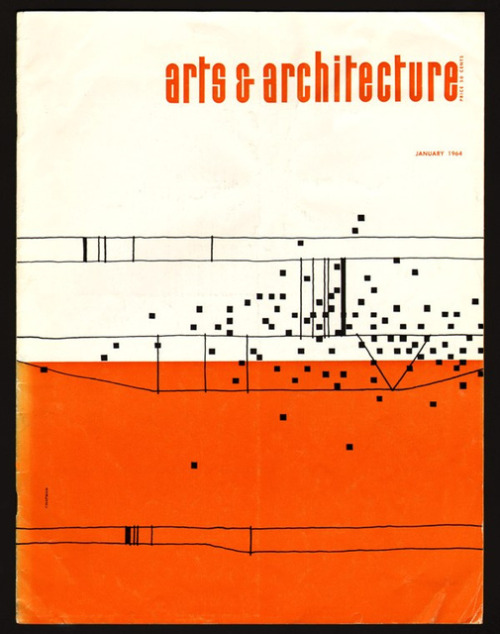 Arts & Architecture Magazine.
