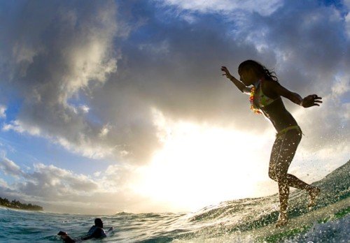 fuckyeahsurf:  Kelia Moniz  I need to be out in the water!!