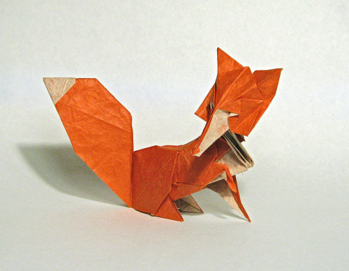yay origami! (via artpixie)