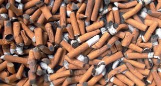 Thousands of people stop smoking every day - by dying.