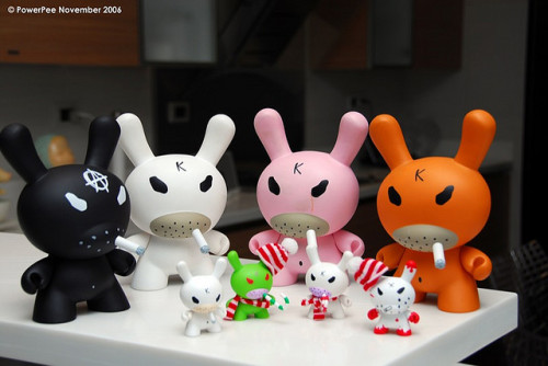 Kozik Collection (by Power Pee)
