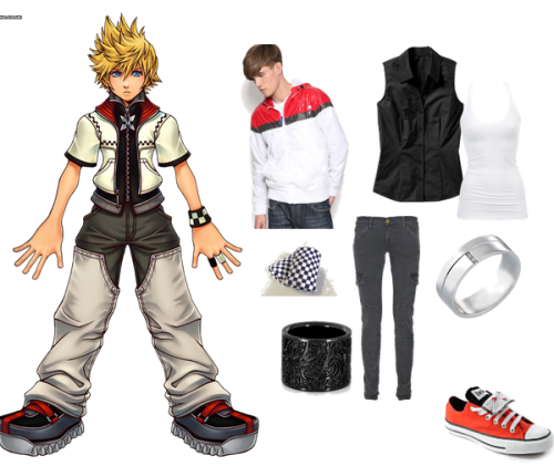 my version of a male roxas outfit has already been put up, so here`s a female variant!  requested by frozendelirium