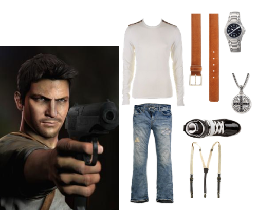 female variant of nathan drake`s outfit.  requested by frozendelirium