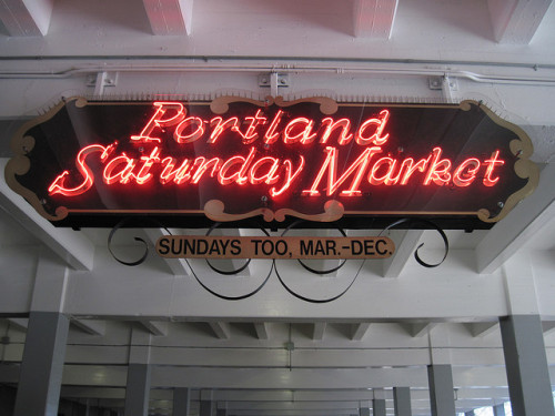 Portland Saturday Market… & Sundays Too! (by Jon Miller)