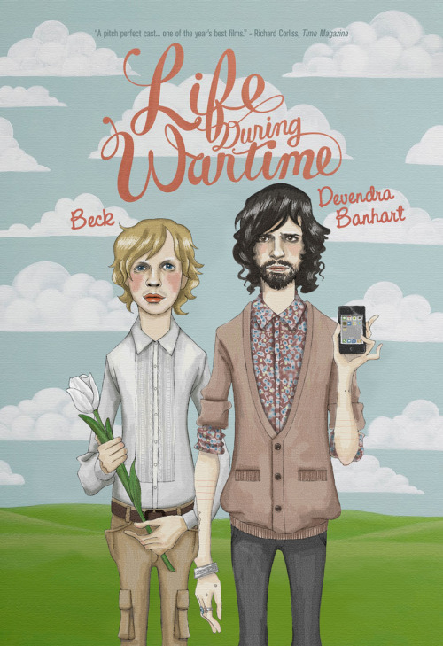 Life During Wartime - beck.com (drawn by me / not official)