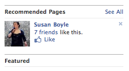 Really, Facebook? You should know me better than this.