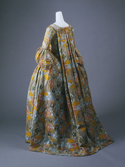 Robe, mid-18th century