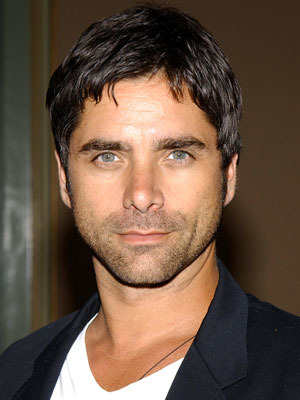 John Stamos, best known as Uncle Jesse on Full House.