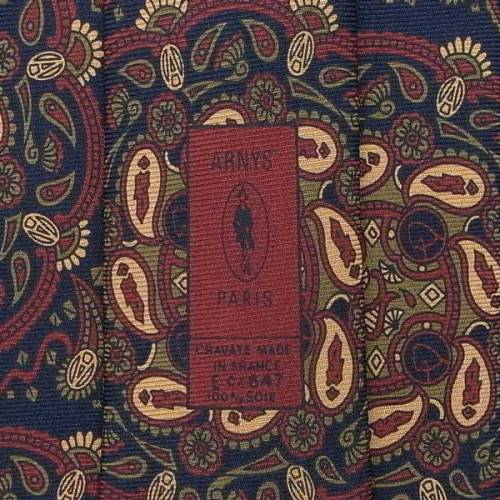 It's On eBay Arnys Paisley Necktie Starts at $19.99, ends Thursday