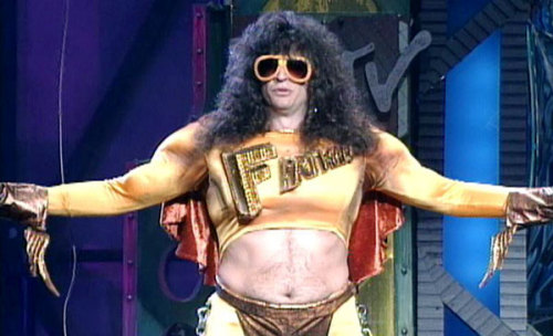 Fartman via 1992  (what was Howard Stern thinking?)