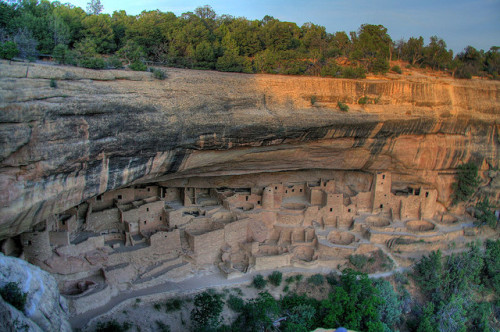 Cliff Palace - Mesa Verde National Park (by Desert Diva) Mesa Verde National park, Colorado.