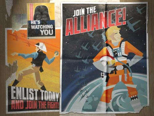 Enlist Today!  #starwars