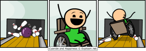 Hooray !! [Cyanide & Happiness 20100814]