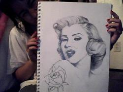 My Current sketch! not finished. WEBCAM SUCKS! {:
