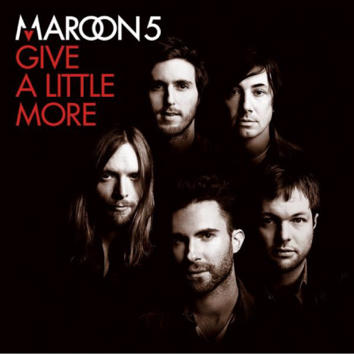 "Manohmanohman. Maroon 5's second single from ""Hands All Over"" was released on iTunes tonight… I officially can't wait for this album."