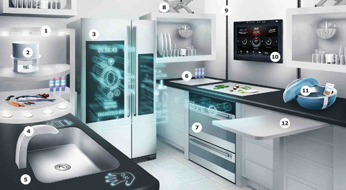 chaoticplanet:  This will do nicely for my new kitchen. -Gizmodo