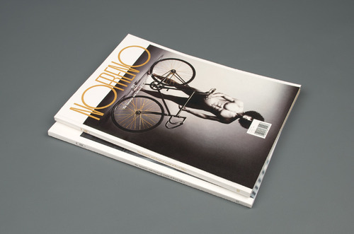 Nofreno Magazine by {lu} design