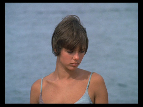 "Haydée Politoff in ""La Collectionneuse,"" 1967. Directed by Eric Rohmer"