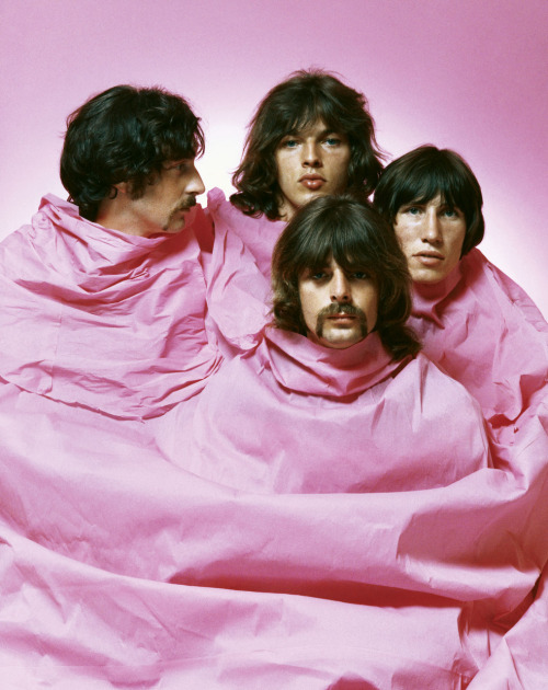 Pink Floyd Photo by Michael Ochs