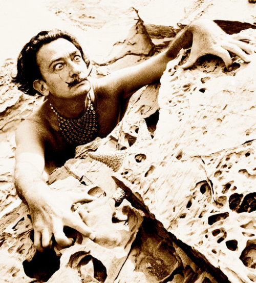 Salvador Domingo Felipe Jacinto Dalí i Domènech Photo by Charles Hewitt