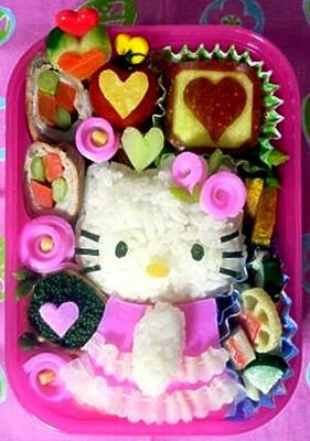 Hello Kitty Bento!