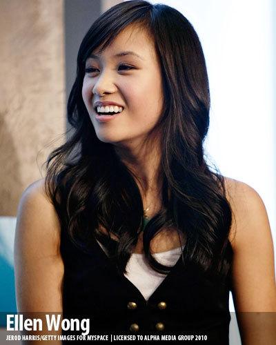 Ellen Wong Pics