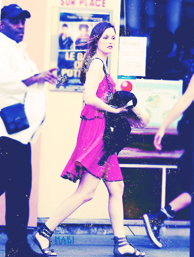 I LOVELOVELOVE Blair Waldorf! <3