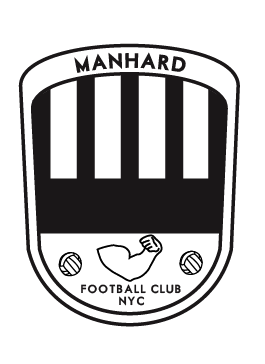 Job: Graphic Design, Manhard FC crest