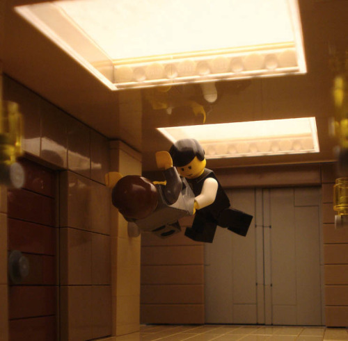 LEGO Inception. Sweet.