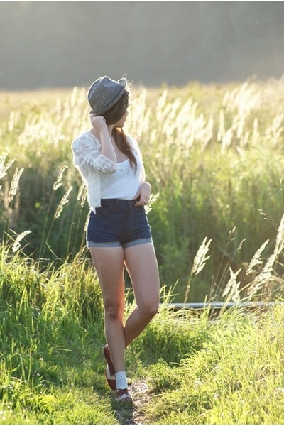 Wrangler shorts - sunrise - Kasica's blog - Chictopia
