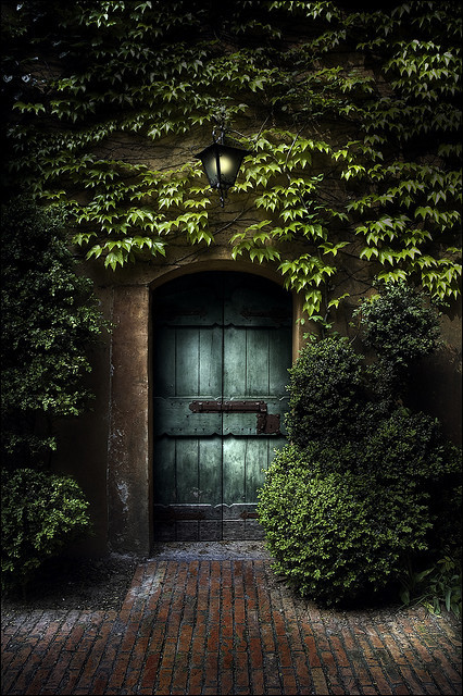manoelwilliam:  darkface:  sofrickinawesome:  old door (by daniele_b)