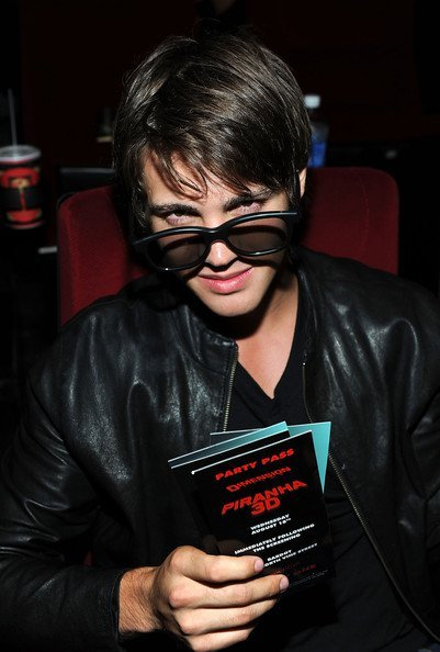 "Steven at the Premiere Of The Weinstein Company ""Piranha 3D"""