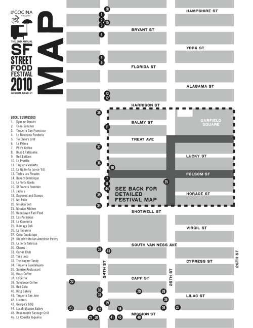 San Francisco Street Food Fest Map (1)