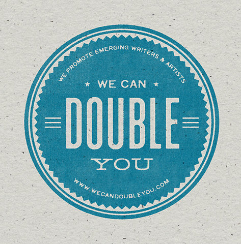 Double You : Identity for an artist-run organization that supports and showcased the work of both burgeoning and seasoned artists through various collaborations -  by Ed Nacional