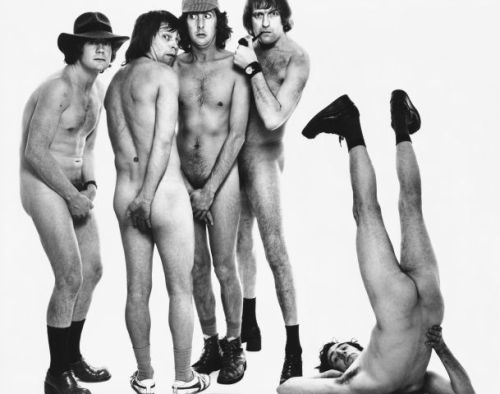twink:  Vintage Photographs - 83.3% of the Pythons (if we're being pedantic), as photographed by Richard Avedon (1975)