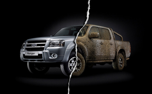photographer: markus meuthen | client: ford | retouching: veit gross years ago | duesseldorf, germany
