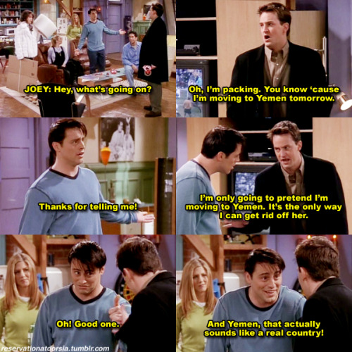 fuckyeahjoeytribbiani:  fuckyeahfriends:  (via reservationatdorsia)   4x15 TOW All the Rugby