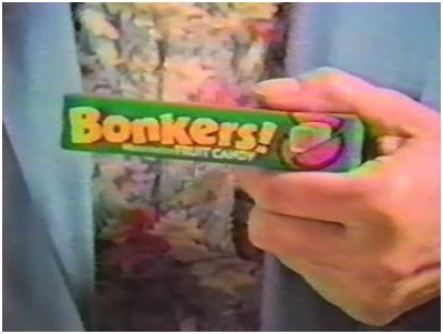Bonkers  (Remembered by Rob Sibley)