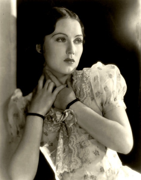 Fay Wray - Publicity photo for Dirigible - (1931)