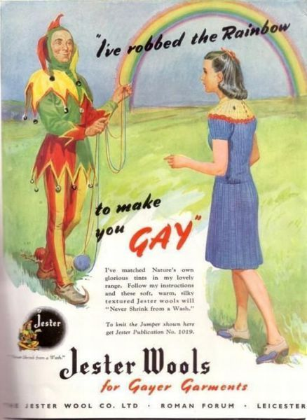Stealing rainbows to make you gay? Very clever plan gay people, very clever.
