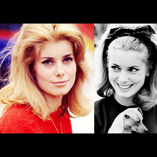 likeadoll:  50 Most Beautiful Classics | Catherine Deneuve