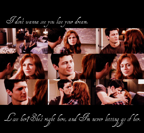 Wednesdays are Naley days
