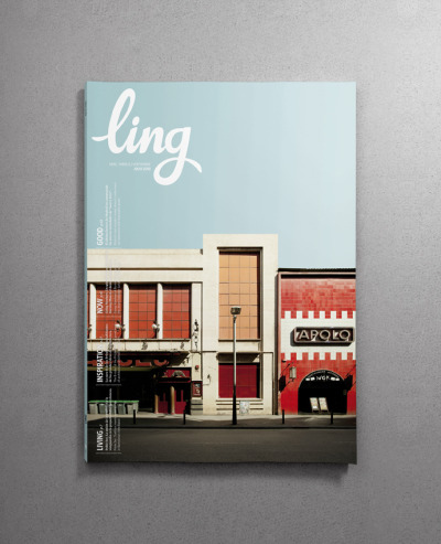 Santosh Henarejos has put together this nice redesign of Ling, the inflight entertainment magazine of Vueling airlines. There are some great spreads, and it's nice to see a slightly fresh grid design to the kind of publication that in my mind is often an afterthought… Take a look here.