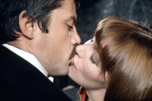 fuckyeaholliereed:  Women in Love: Oliver Reed, Glenda Jackson