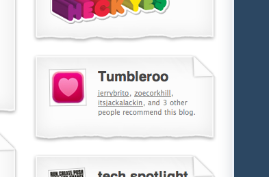 tumblerooapp:  Wooo! Tumbleroo made it to the Tumblr Directory. You guys rock!