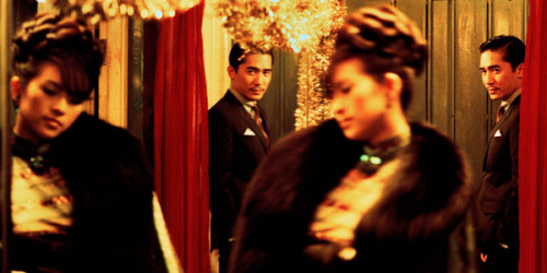 "2046 by Wong Kar Wai (2004) Great film.. Up there with ""In the Mood for Love"" nickelcobalt: austinvu: samsikle:"